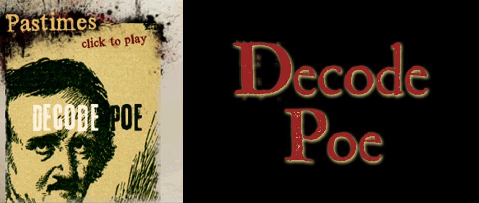 Decode Poe